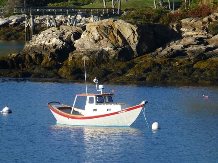 Shew And Burnham Ladyben Classic Wooden Boats For Sale