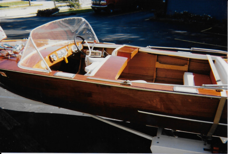 General Marine Ladyben Classic Wooden Boats For Sale