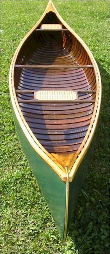 Old Town Canoe - LadyBen Classic Wooden Boats for Sale