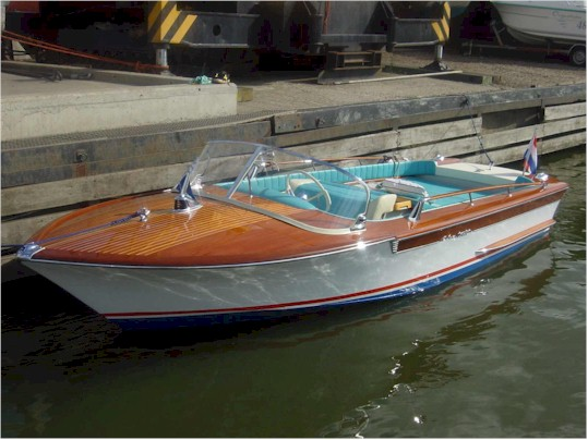 Riva Boot Wooden Boats