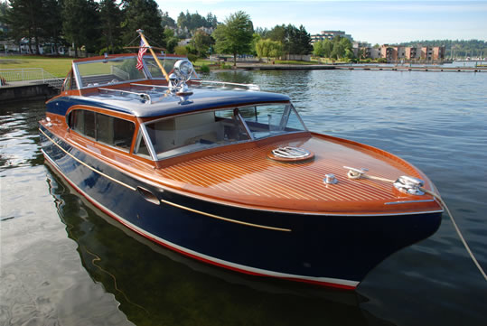 Wooden Chris Craft Boat Price