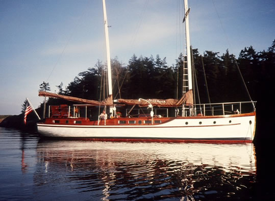 Custom Hanson Ladyben Classic Wooden Boats For Sale