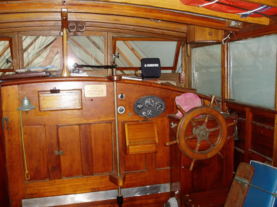 Matthews - LadyBen Classic Wooden Boats for Sale