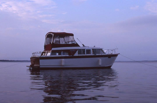 Chris-Craft - LadyBen Classic Wooden Boats for Sale