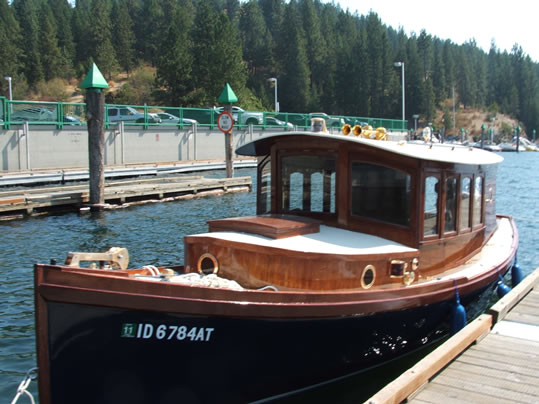 Amsterdam Ladyben Classic Wooden Boats For Sale