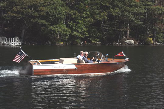 Chris Craft Ski Boat