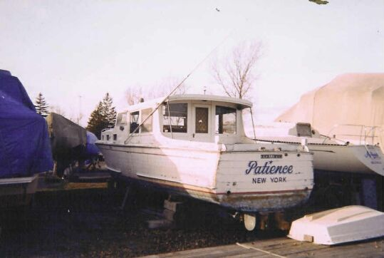 richardson ladyben classic wooden boats  sale