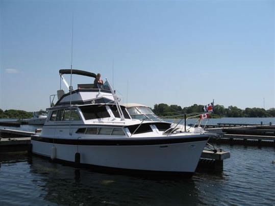 34 Pacemaker Ladyben Classic Wooden Boats For Sale