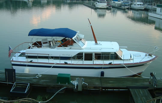 Boats For Sale Cincinnati >> Chris Craft - LadyBen Classic Wooden Boats for Sale