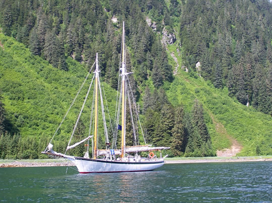 Gaff Topsail Schooner Ladyben Classic Wooden Boats For Sale