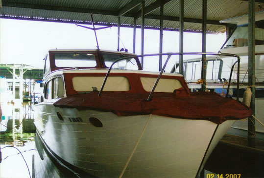Owens Ladyben Classic Wooden Boats For Sale