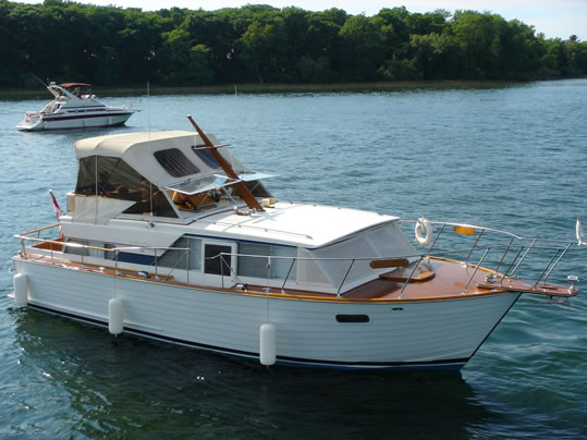 Chris Craft Ladyben Classic Wooden Boats For Sale