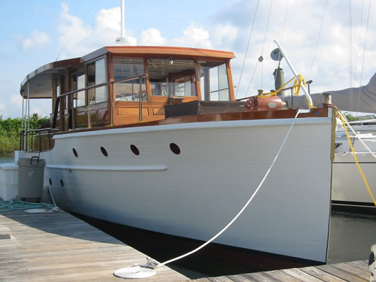 Elco Ladyben Classic Wooden Boats For Sale