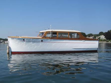 Richardson Ladyben Classic Wooden Boats For Sale