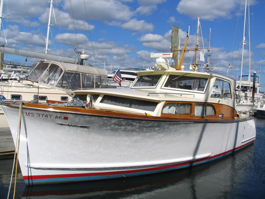 Wheeler Ladyben Classic Wooden Boats For Sale