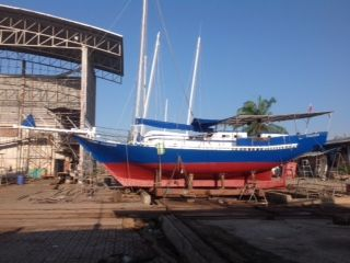Bugis Boatbuilders Sulawesi