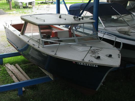 Skiff Craft Ladyben Classic Wooden Boats For Sale