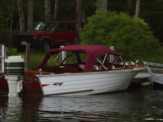 Power Classic Wooden Boat All Listings