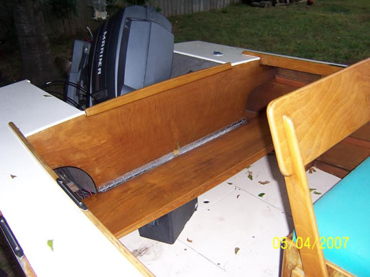 Wooden Center Console ~ Custom center console ladyben classic wooden boats for sale